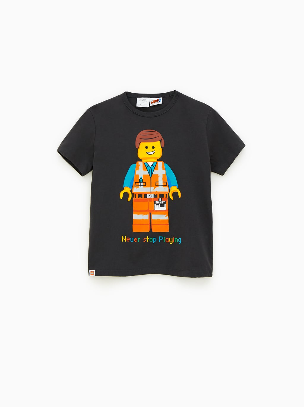 8855c0dc LEGO T - SHIRT-View all-T-SHIRTS-BOY | 5-14 yrs-KIDS | ZARA Saudi Arabia