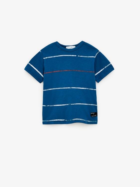2096c0925 Boys' T-shirts | Online Sale | ZARA United States