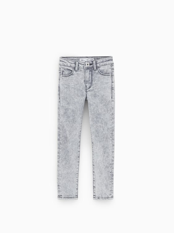 bd38dbe3dae Image 1 of BASIC SUPER SKINNY JEANS from Zara
