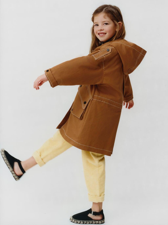 ee40e32a9 Girls' Outerwear | Online Sale | ZARA United Kingdom