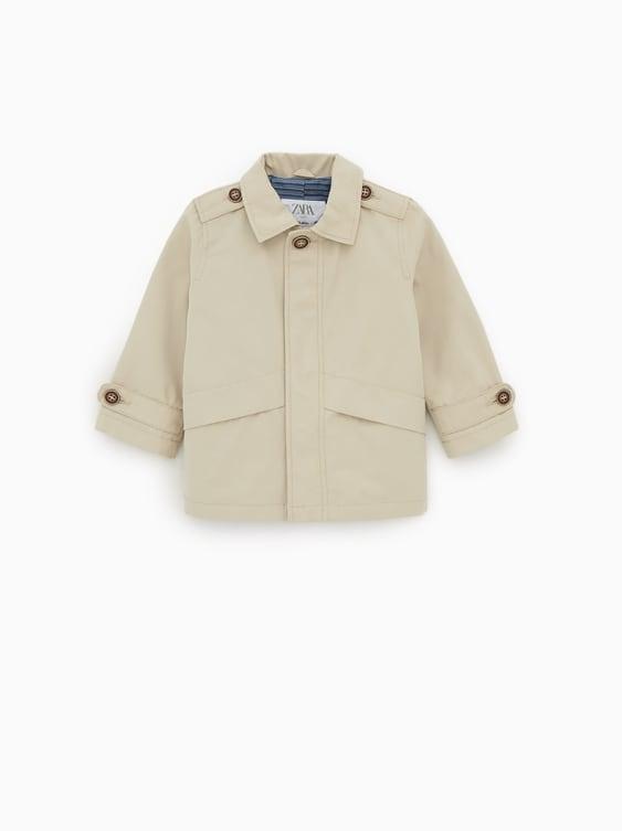 289ca80b4ff3f Baby Girls' Outerwear | Online Sale | ZARA United States