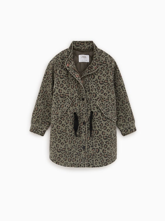 ea23a92da0852 Girls' Outerwear | Online Sale | ZARA United States