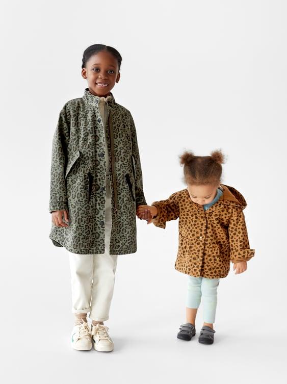70dc67dd8cf47 Kız Çocuk Dış Giyim | Online Indirim | ZARA Türkiye