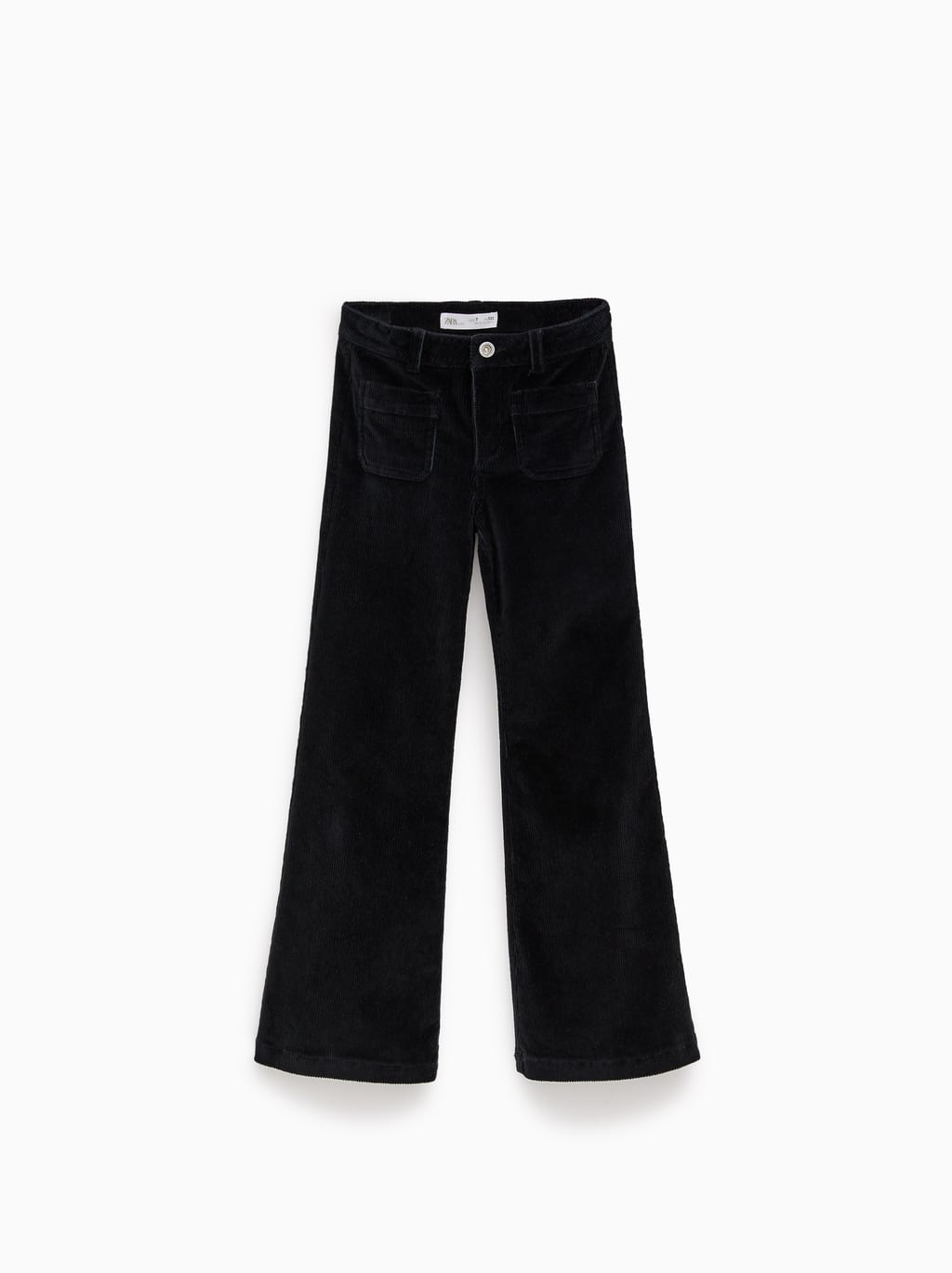 a35ee8761f505 FLARED CORDUROY TROUSERS-LEGGINGS AND TROUSERS-GIRL | 5 - 14 years ...