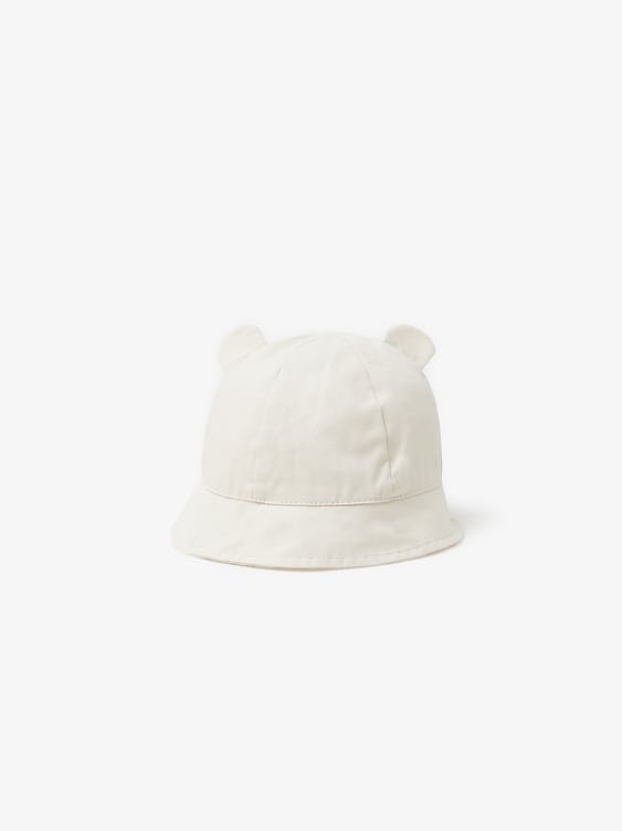 3a5283d156e HAT WITH GATHERING AND EARS - Available in more colours
