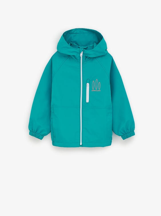 648fb8e8 PACKABLE LIGHTWEIGHT NYLON JACKET - Item available in more colors