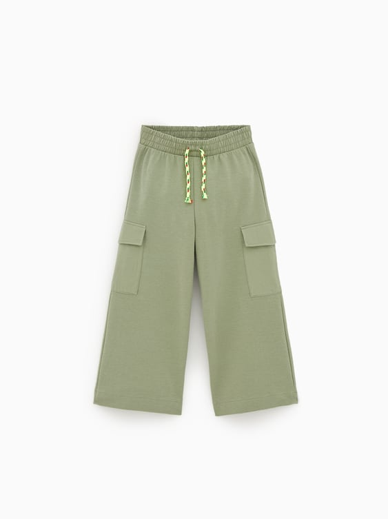 0c354ecd6 Girls' Trousers | Online Sale | ZARA United Kingdom