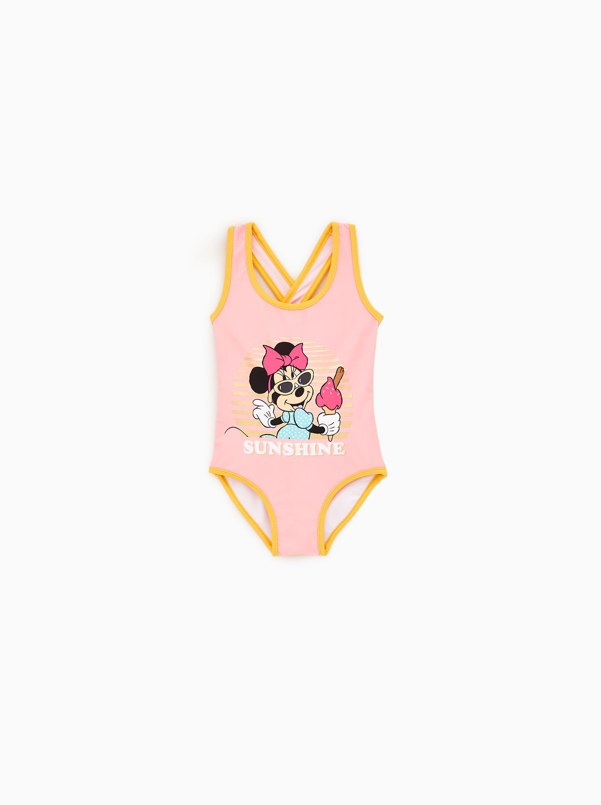 2667ca8bc MINNIE MOUSE SWIMSUIT - View All-SWIMWEAR-BABY GIRL | 3 mth - 5 yrs ...