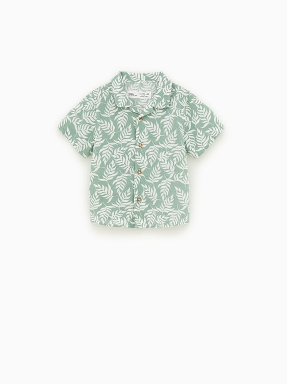 f9f4056e7 Camisas para bebé niño