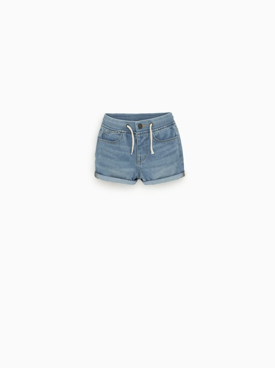 c495a576 RELAXED FIT DENIM SHORTS - JEANS-BABY BOY | 3 mth - 5 yrs-KIDS ...