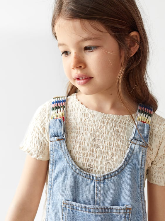 6616ee45 CROCHETED OVERALL SHORTS