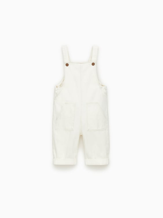 932e171ac TWILL DUNGAREES WITH POCKET