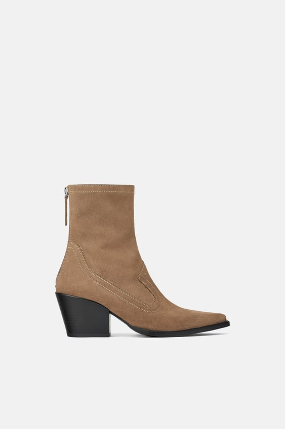 f64826e2f3 Women's Ankle Boots | Online Sale | ZARA India