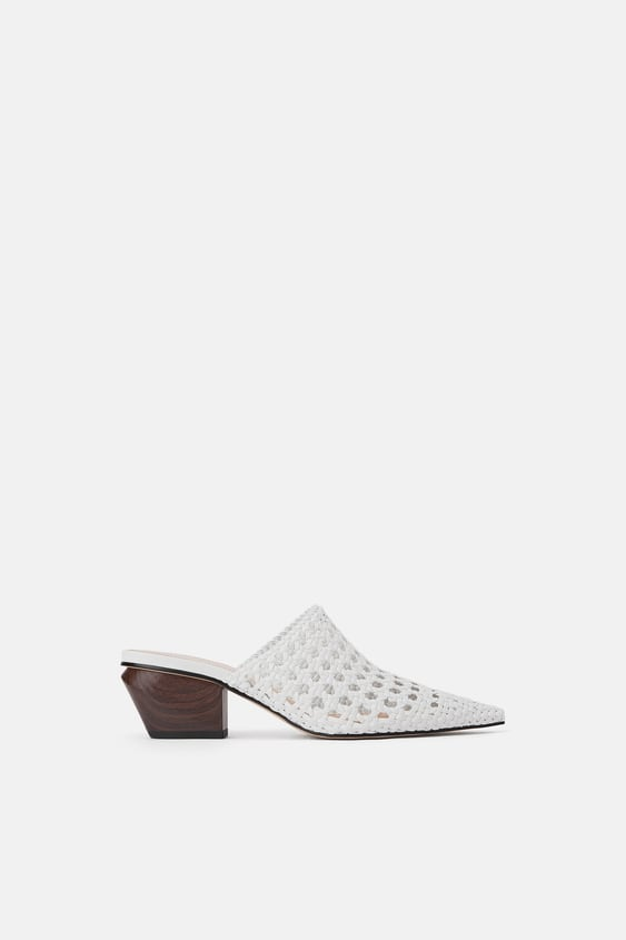 Womens Heeled Shoes New Collection Online Zara United States