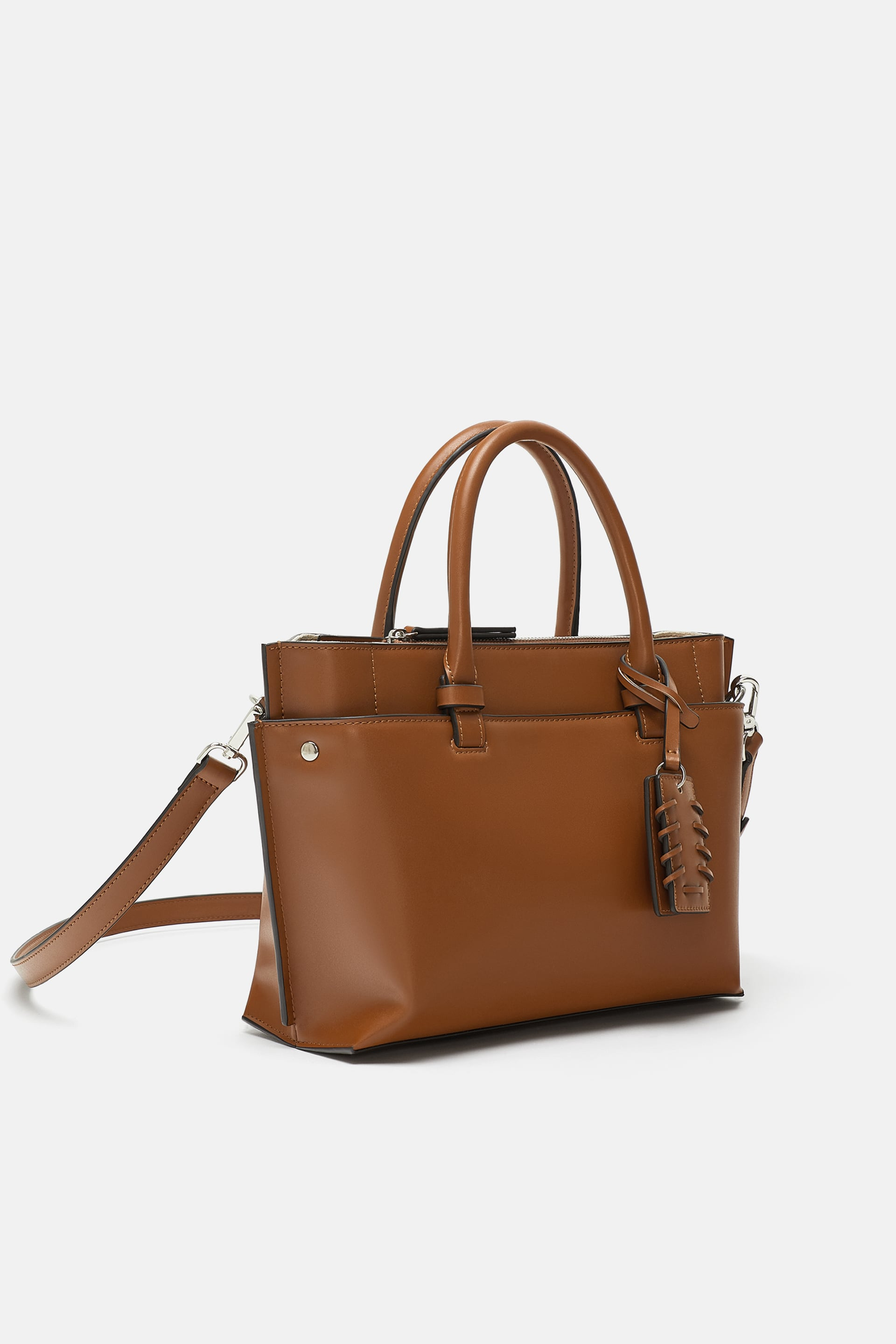 Image 1 of MID-SIZED HANDBAG from Zara