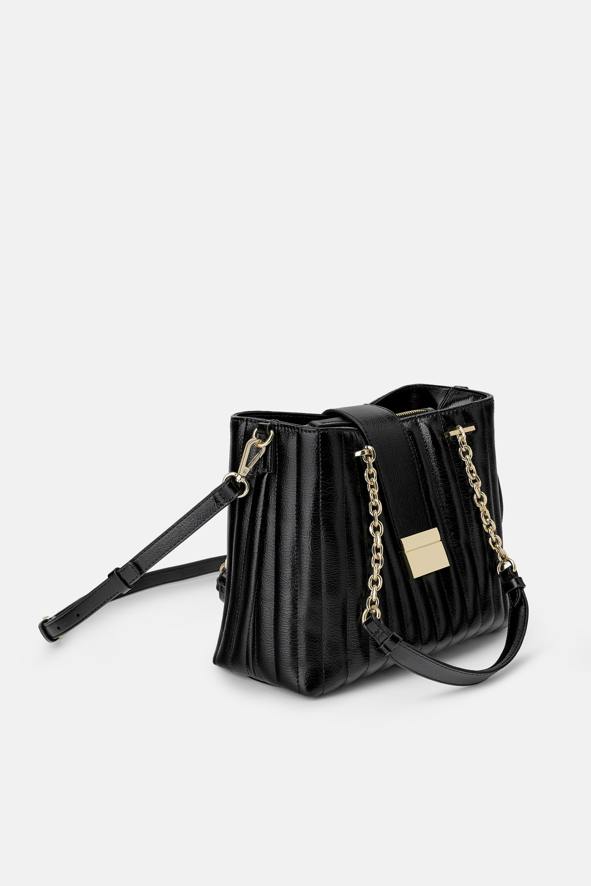 Quilted Shopper Bag View All Bags Woman by Zara