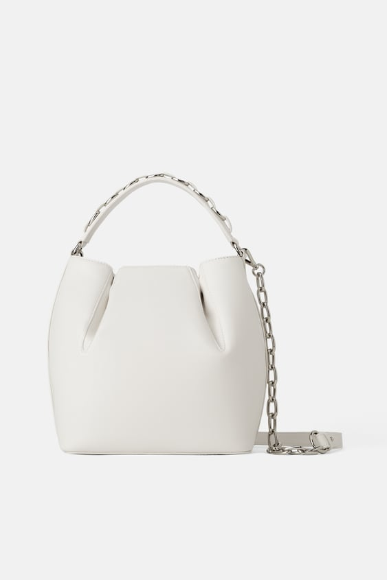 HANDBAG WITH CHAIN HANDLE 9748b1f224e21