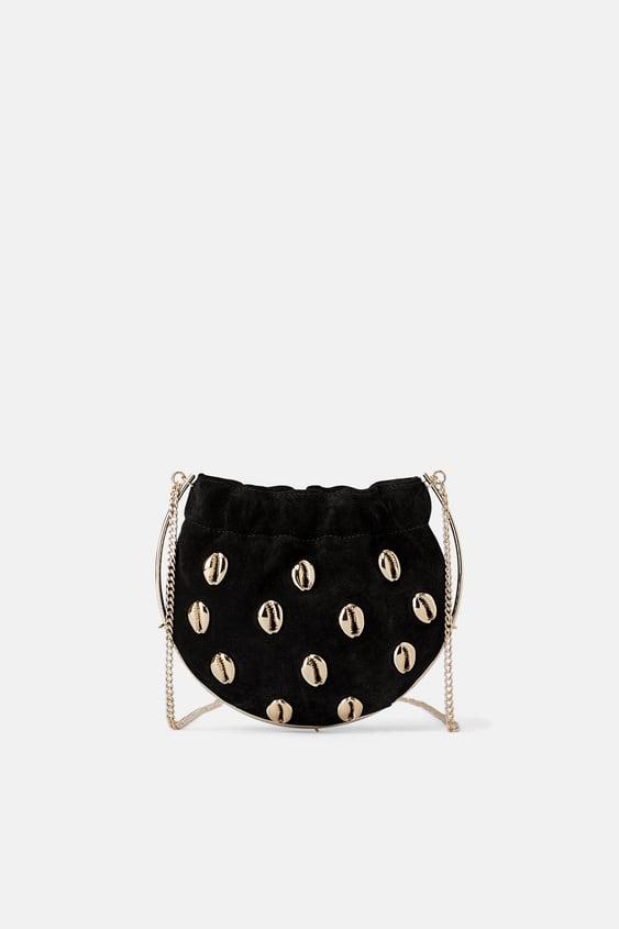 32fd0c35a1 Sacs en cuir pour femme | Nouvelle Collection en ligne | ZARA France