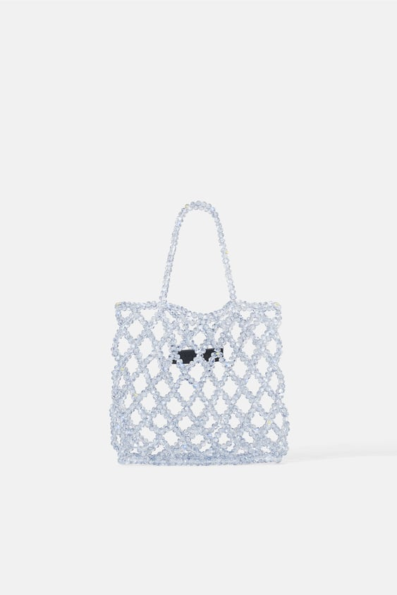 2bf290758e BEJEWLLED MINI TOTE BAG