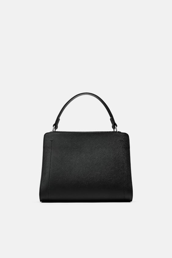 d7a7127d1f3 CITY BAG WITH TWO COMPARTMENTS - -   ZARA United States