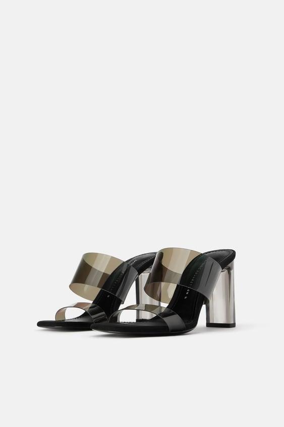 1625adf29abf vinyl-sandals-with-methacrylate-heels--shoestrf by zara