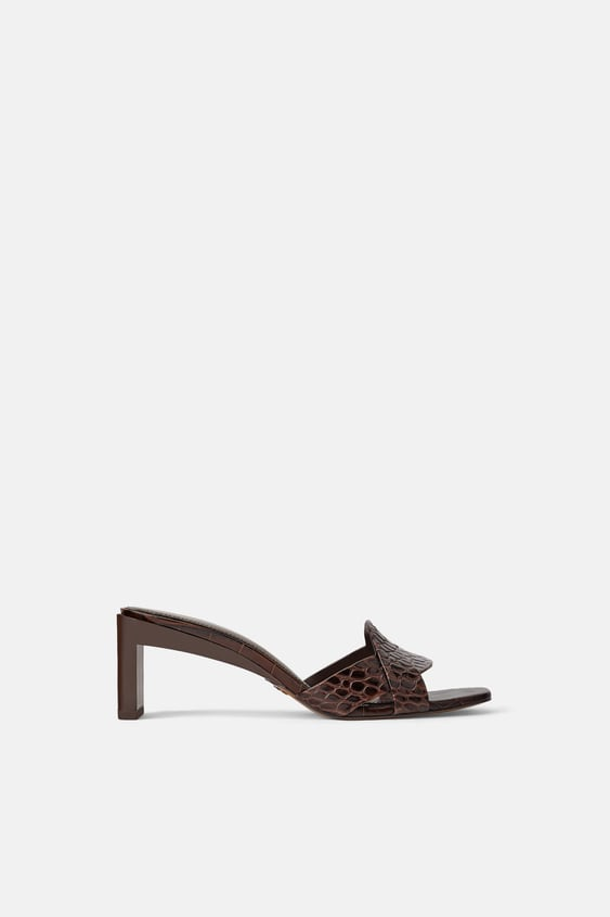 90fbe6e437 Women's Special Price Shoes | New Collection Online | ZARA India