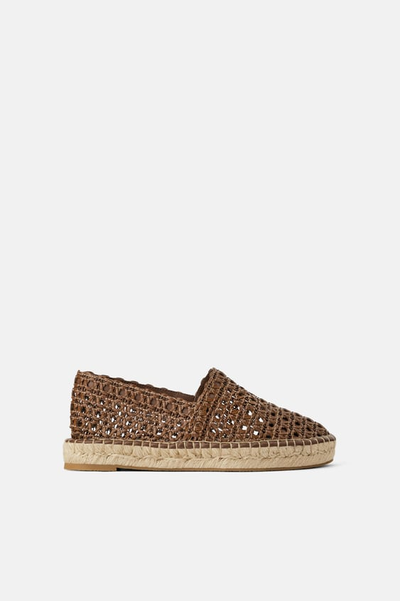 8a138307922a Women's Flat Shoes | Online Sale | ZARA United States