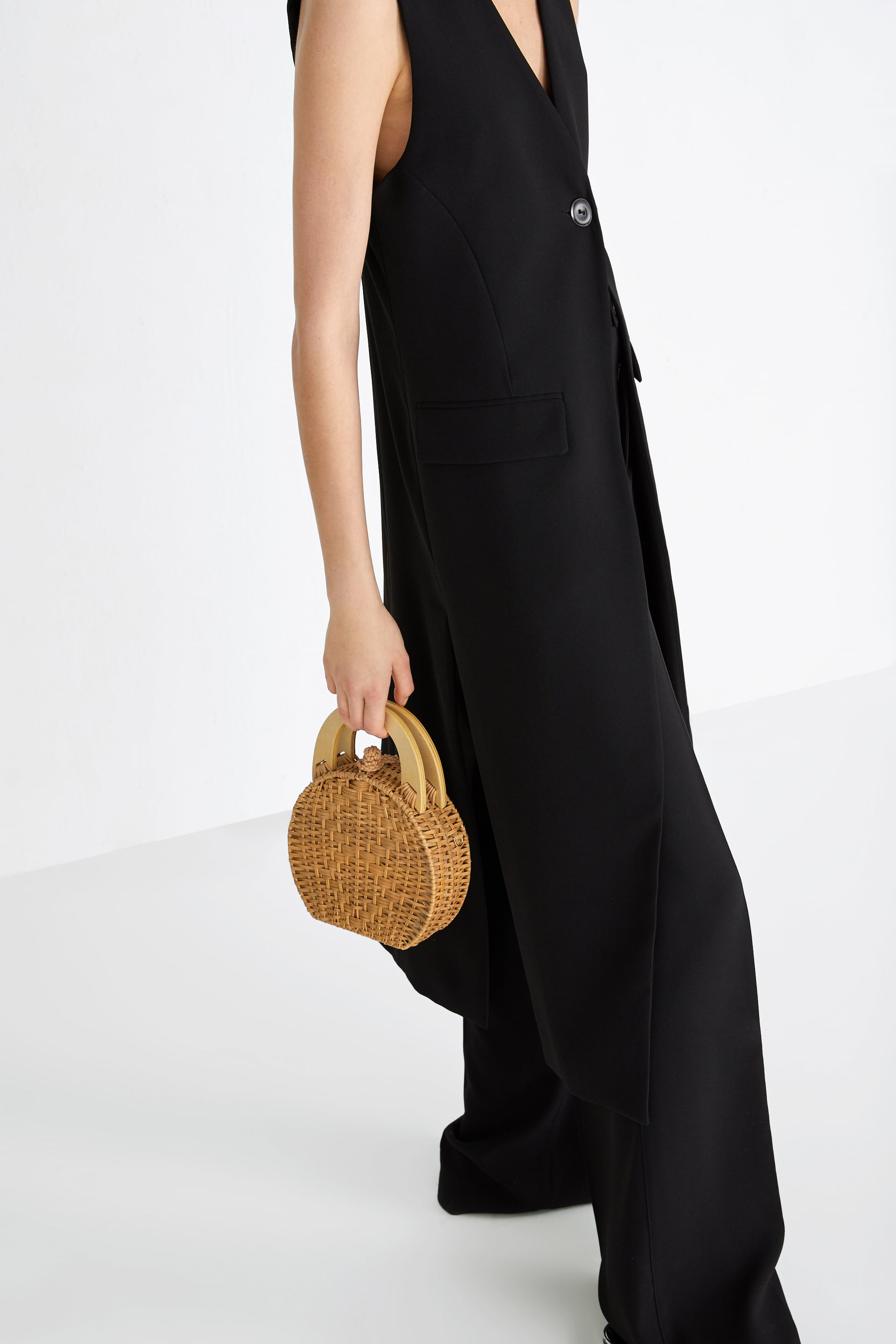 Natural Handbag View All Bags Woman by Zara