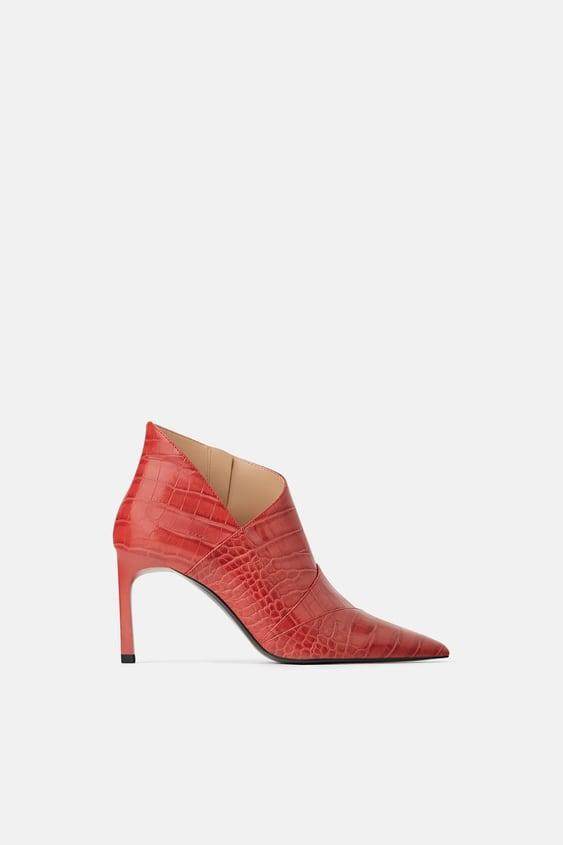 d213aa9d8 Women's Ankle Boots | Online Sale | ZARA United Kingdom
