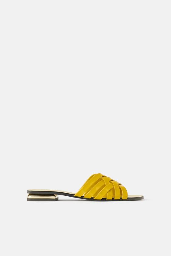 3dd4da9ba Women's Sandals | New Collection Online | ZARA United Kingdom