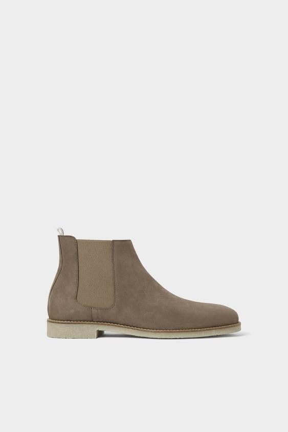 c51ac03d931a0d Chaussures en cuir homme | Soldes en ligne | ZARA Canada