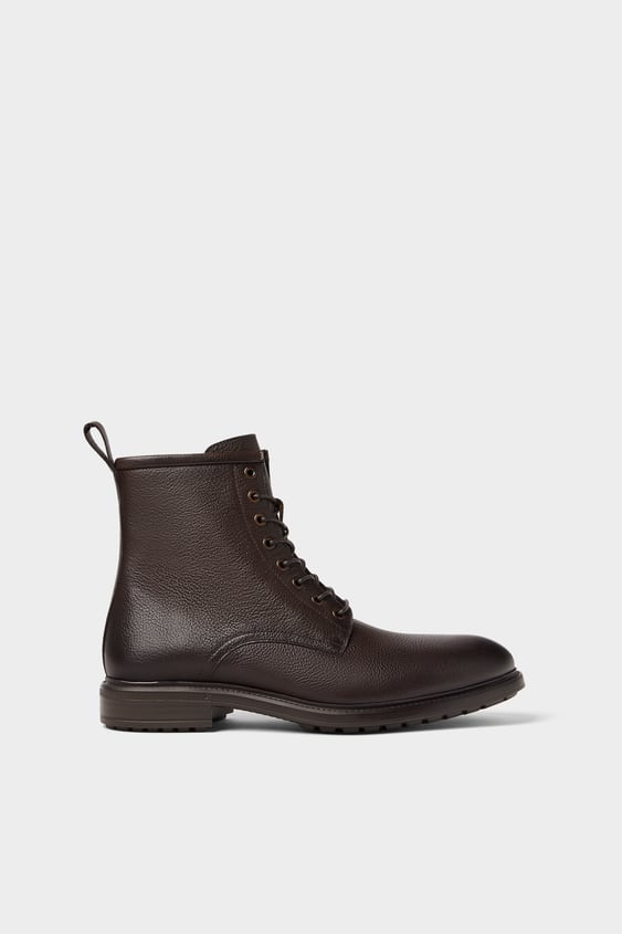 86f800b6334b Men's Boots | New Collection Online | ZARA United States