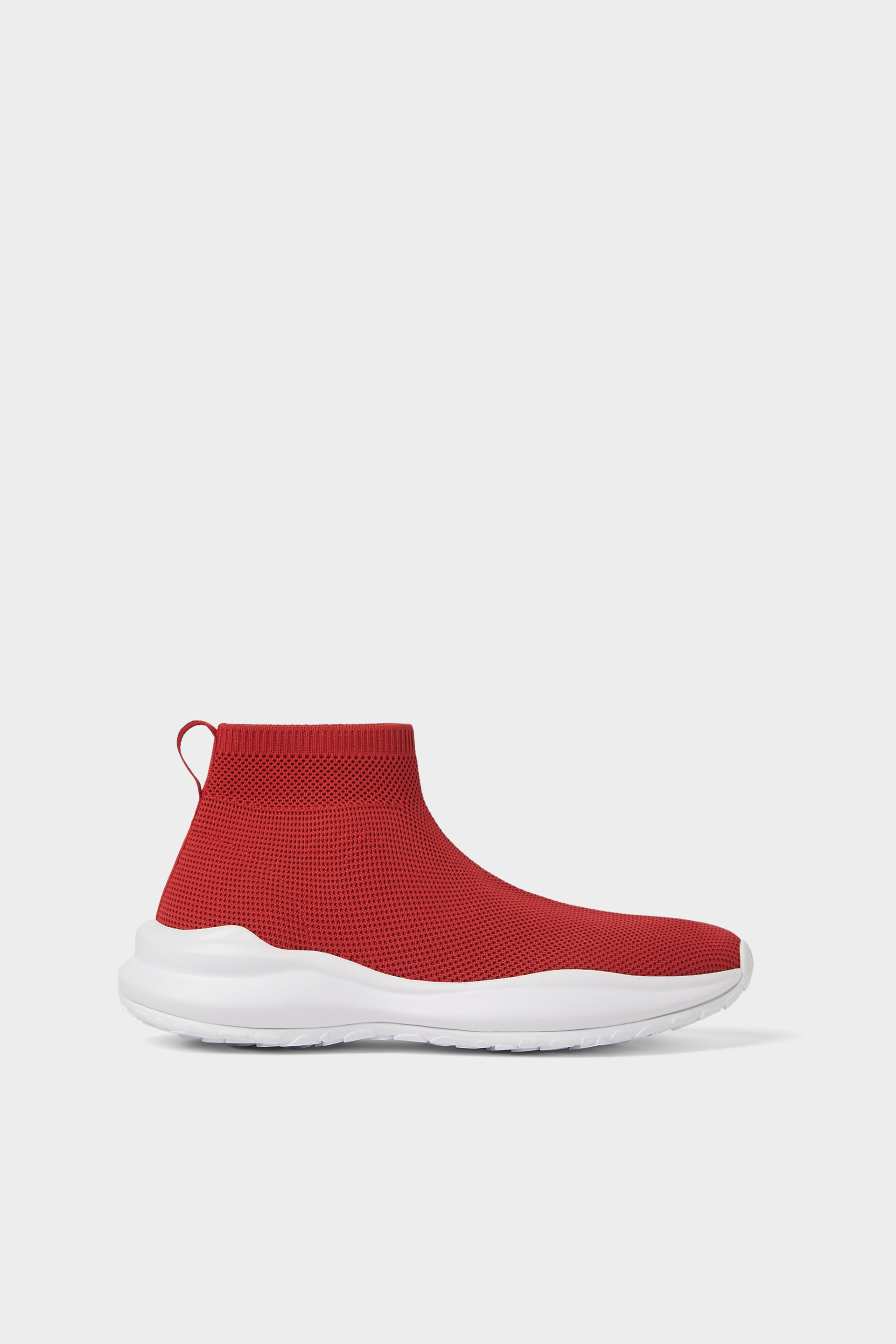a892fd39 RED SOCK SNEAKERS - Special Prices-SHOES-MAN | ZARA United States