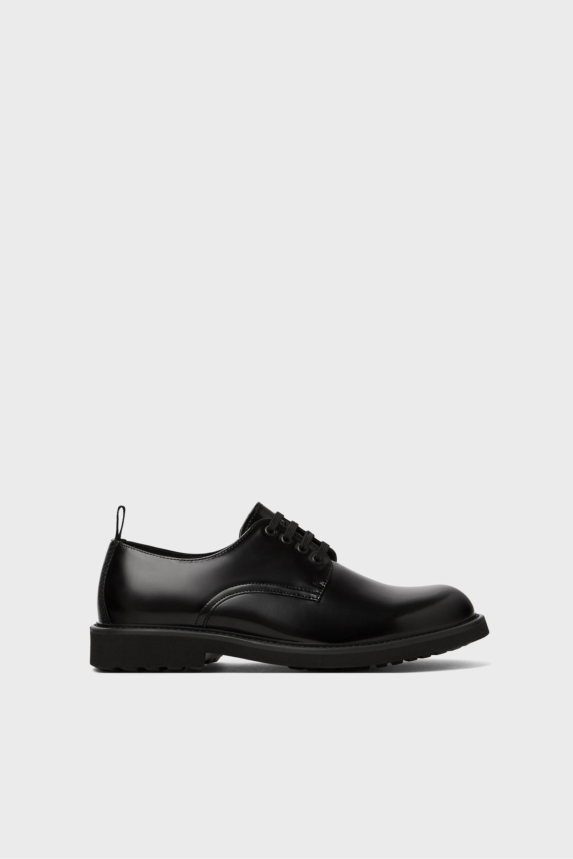 Black Shoes    Zara Light View All Man Shoes New Collection by Zara