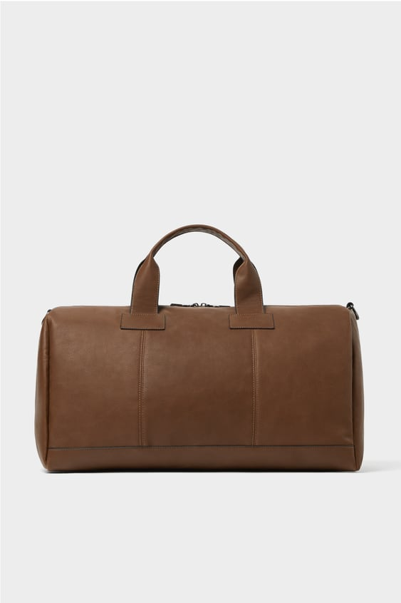 03a81ce26a3 Men's Travel Bags | New Collection Online | ZARA Spain