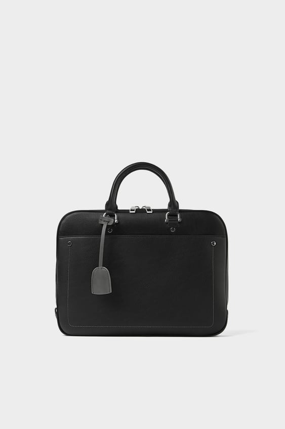 bca51fa13204 Men's Briefcases | New Collection Online | ZARA United States