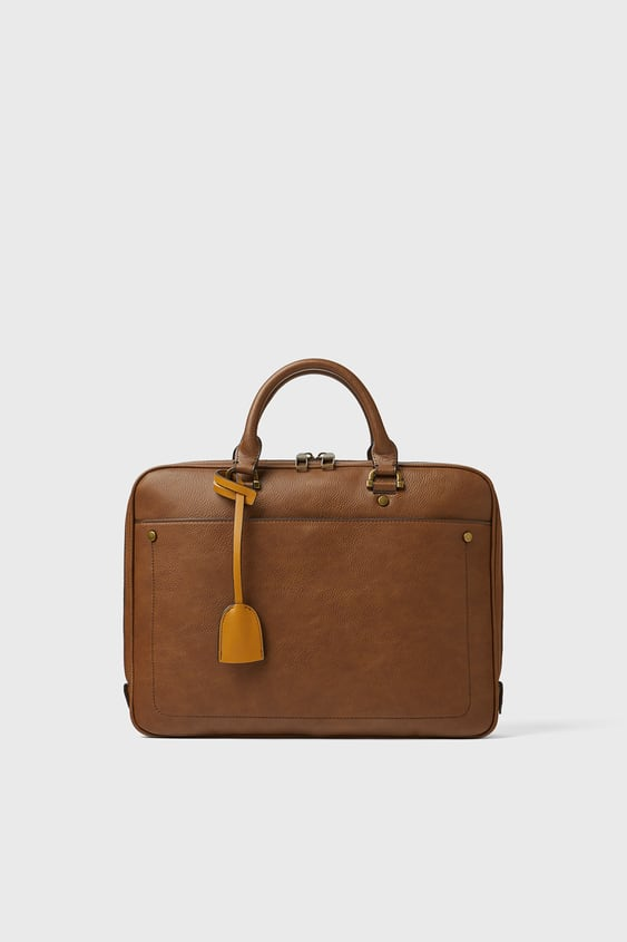 a3a05b282f Men's Briefcases | New Collection Online | ZARA Spain