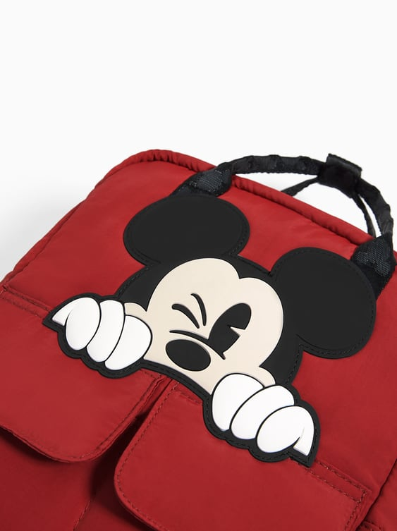 9ee92ec60f NYLON MICKEY BACKPACK - Bags and backpacks-ACCESSORIES-GIRL | 5-14 ...