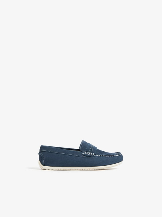 c0088f66e7 SPLIT SUEDE LOAFERS - Available in more colours