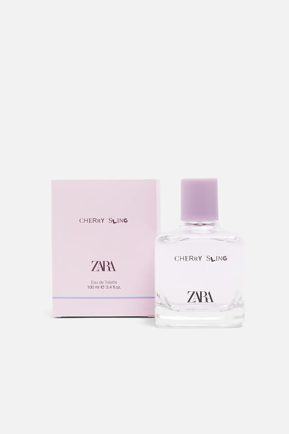 Cherry Sling 100 Ml Candles Accessories Woman Zara United States