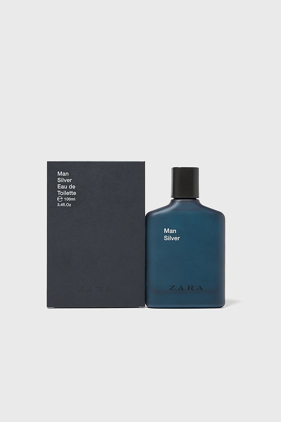 Man Silver 100 Ml Perfumes Accessories Man Zara United Kingdom