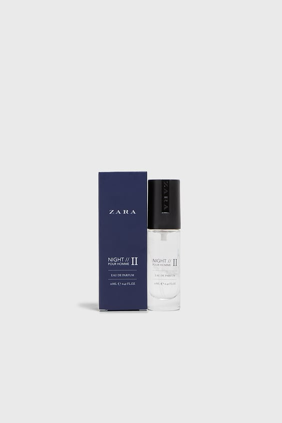 Night Pour Homme Ii 12 Ml Perfumes Accessories Man Zara