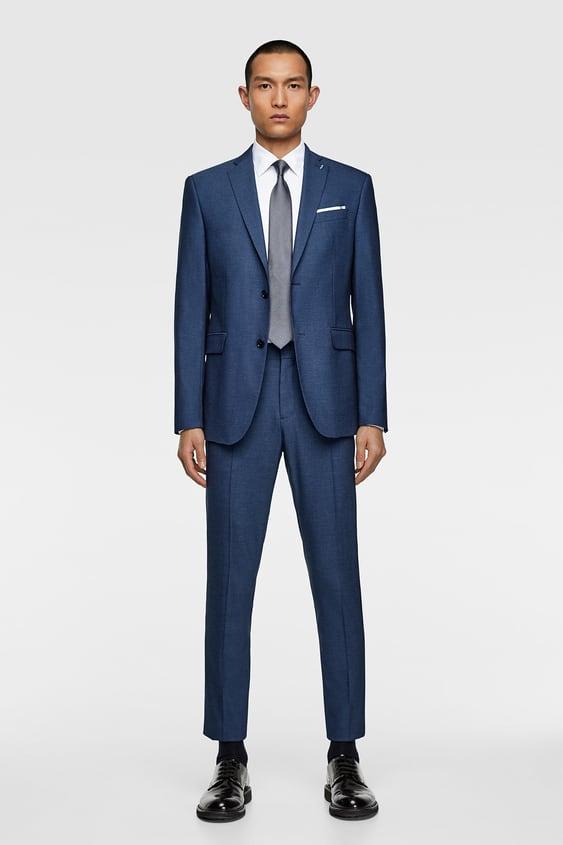 c74819b904 Men's Formal Suits | Online Sale | ZARA United States