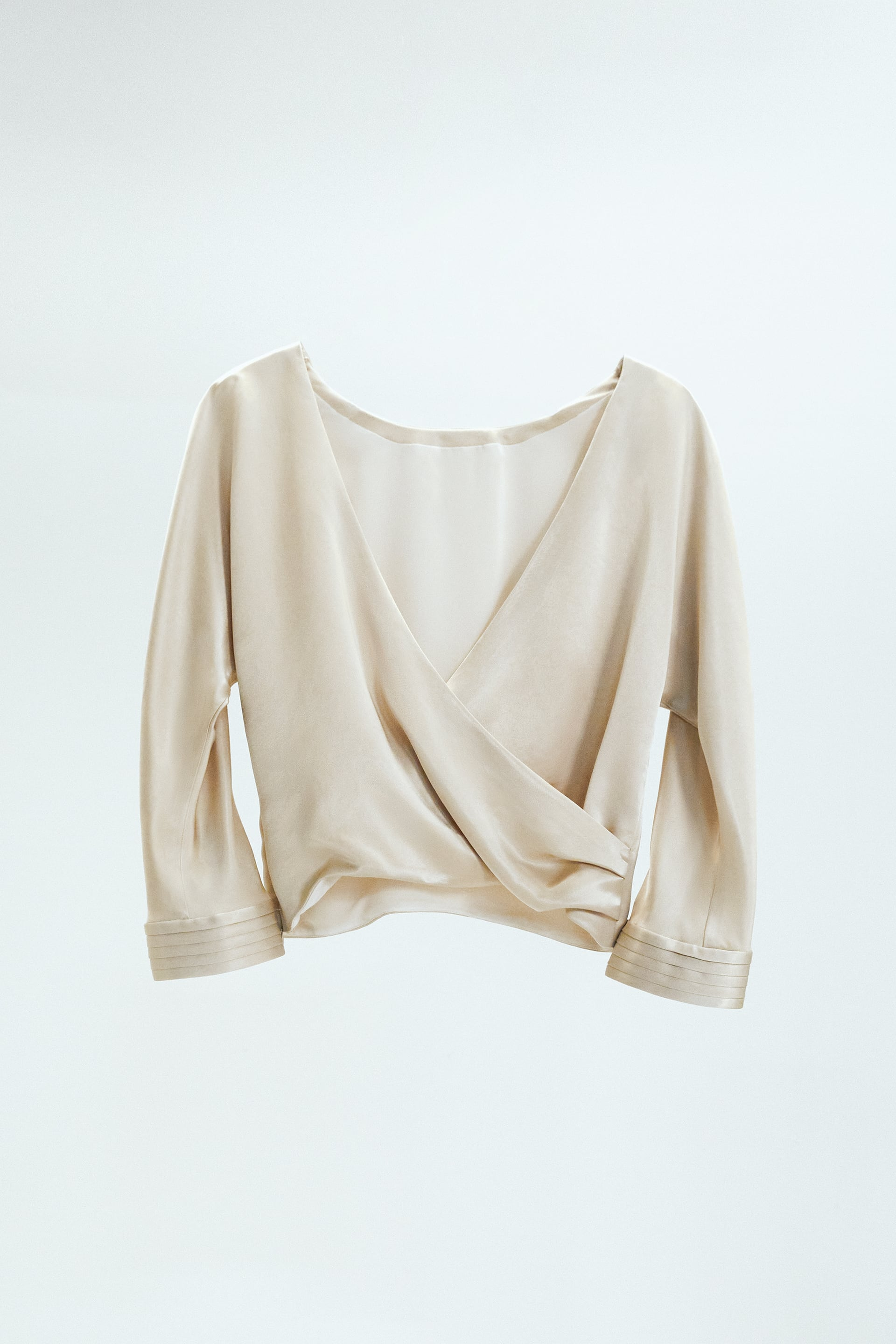 Limited Edition Satin Top