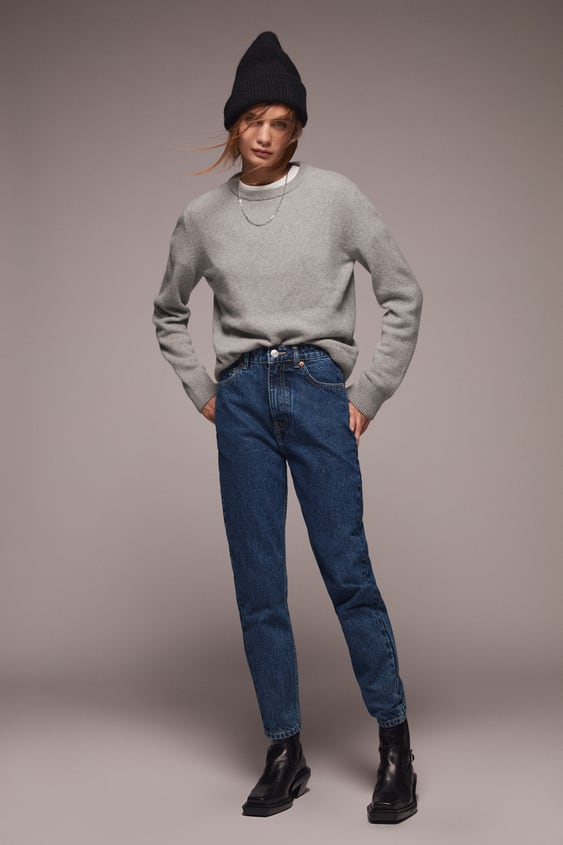 MOM JEANS TRF