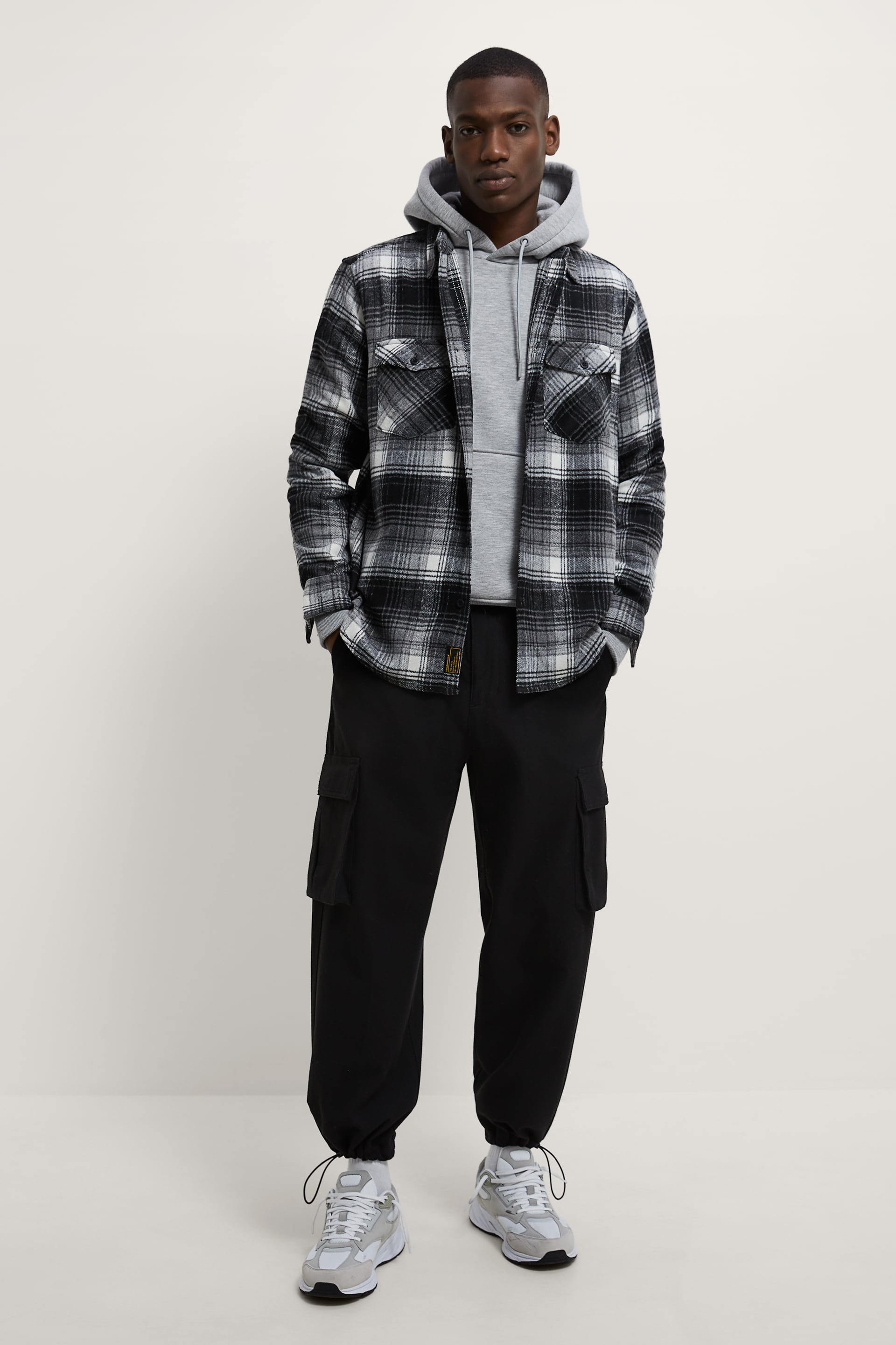 How to style / wear flannel