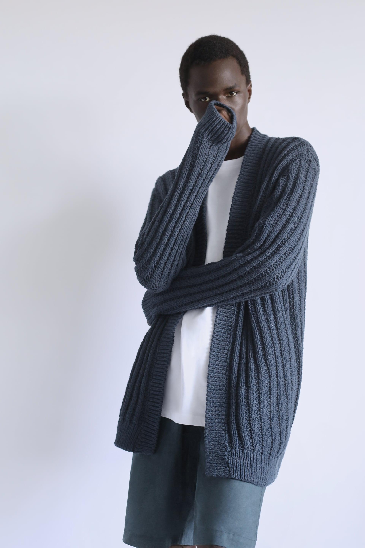 mens cardigan styles