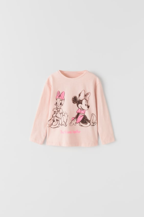 MINNIE MOUSE AND DAISY DUCK © DISNEY T-SHIRT