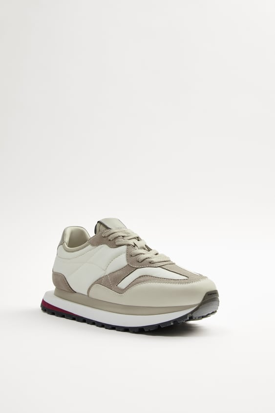 Retro Running Shoes Limited Edition Zara United States