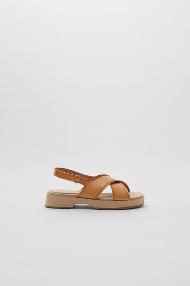 Sandalias De Niña Zara México